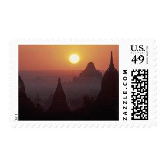 Asia, Birmania, (Myanmar), Pagan (Bagan) el templo Sello