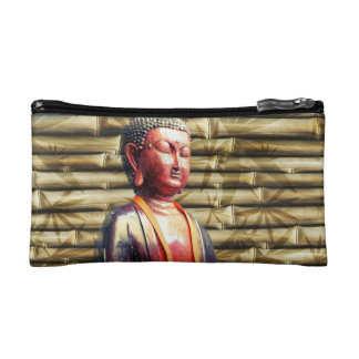 Asia Buddha Makeup Bags
