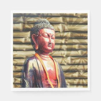 Asia Buddha Standard Luncheon Napkin