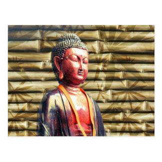 Asia Buddha Postcard