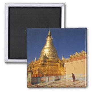 Asia, Burma (Myanmar) Mandalay, Sagaing Hill: Magnet