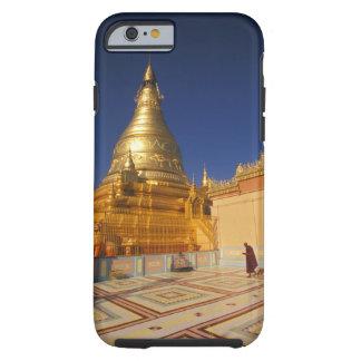 Asia, Burma (Myanmar) Mandalay, Sagaing Hill: Tough iPhone 6 Case