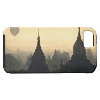 Asia, Burma, (Myanmar), Pagan (Bagan) Hot Air iPhone 5 Cases
