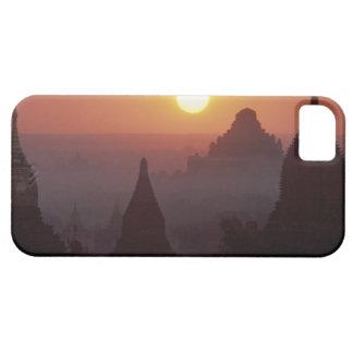 Asia, Burma, (Myanmar), Pagan (Bagan) The temple iPhone 5 Covers