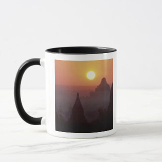 Asia, Burma, (Myanmar), Pagan (Bagan) The temple Mug