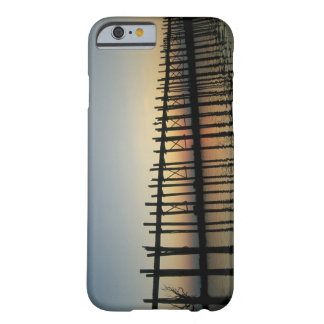 Asia, Burma (Myanmar)  Silhouette of U Bien's 2 Barely There iPhone 6 Case