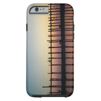 Asia, Burma (Myanmar)  Silhouette of U Bien's Tough iPhone 6 Case