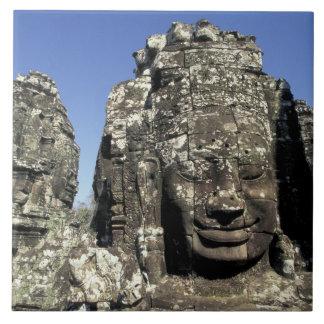 Asia, Cambodia, Siem Reap, Angkor Thom (b. Late Ceramic Tile