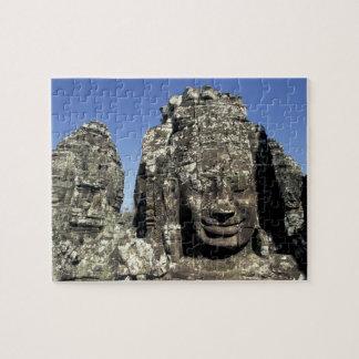 Asia, Cambodia, Siem Reap, Angkor Thom (b. Late Jigsaw Puzzle