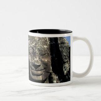 Asia, Cambodia, Siem Reap, Angkor Thom (b. Late Two-Tone Coffee Mug