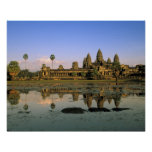 Asia, Cambodia, Siem Reap. Angkor Wat. 2 Print