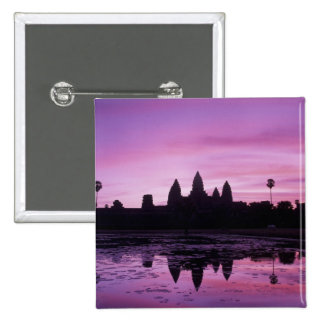 Asia, Cambodia, Siem Reap, Angkor Wat (b. 12th 2 Button