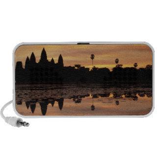 Asia, Cambodia, Siem Reap, Angkor Wat (b. 12th Notebook Speaker