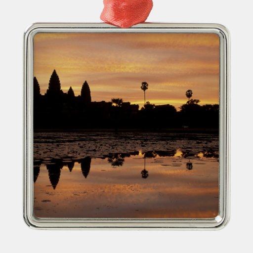 Asia, Cambodia, Siem Reap, Angkor Wat (b. 12th Ornament