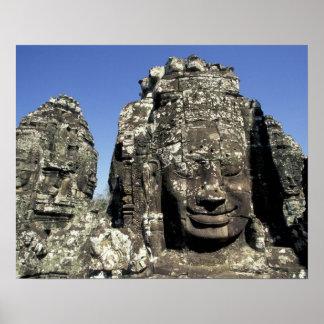 Asia, Camboya, Siem Reap, Angkor Thom (B. tarde Posters