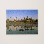 Asia, Camboya, Siem Reap. Angkor Wat. 2 Rompecabezas