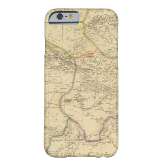 Asia Central 2 Funda Para iPhone 6 Barely There