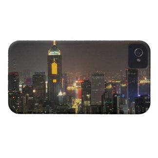Asia, China, Hong Kong, central del camino de Stub iPhone 4 Carcasa