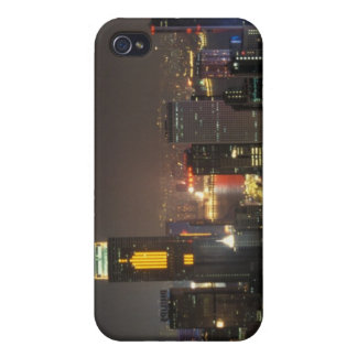 Asia, China, Hong Kong, central from Stubbs road Covers For iPhone 4