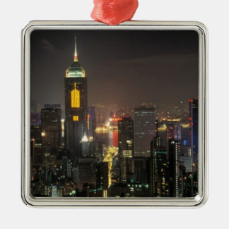 Asia, China, Hong Kong, central from Stubbs road Ornaments