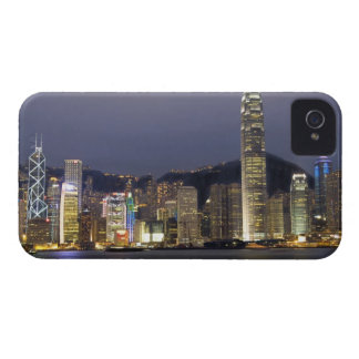 Asia, China, Hong Kong, city skyline and 2 iPhone 4 Cover
