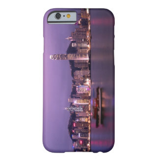 Asia, China, Hong Kong, city skyline and Barely There iPhone 6 Case