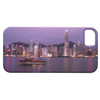Asia, China, Hong Kong, city skyline and iPhone SE/5/5s Case