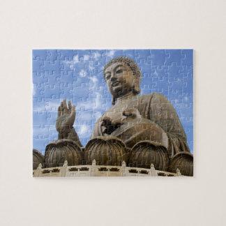 Asia, China, Hong Kong, Lantau Island, Ngong Jigsaw Puzzle