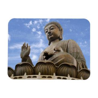 Asia, China, Hong Kong, Lantau Island, Ngong Rectangular Photo Magnet