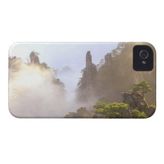 Asia, China, Huanshan. The Yellow Mountain in iPhone 4 Case