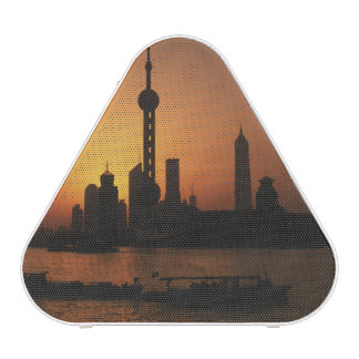 ASIA, China, Shanghai View of Oriental Pearl TV Bluetooth Speaker