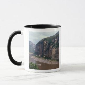Asia, China, Yangtze River, Three Gorges. Mug