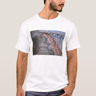 Asia, China, Yangtze River. Zigui to Men Tian T-Shirt