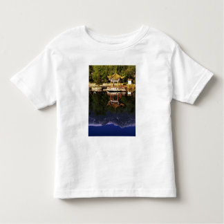 Asia, China, Yunnan, Dali. Cangshan Mountains Toddler T-shirt