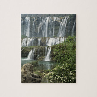 Asia, China, Yunnan Province, Qujing, Luoping Jigsaw Puzzle
