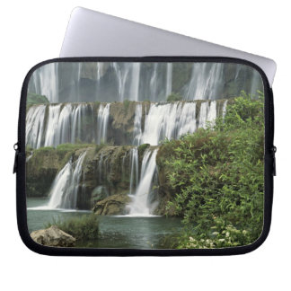 Asia, China, Yunnan Province, Qujing, Luoping Laptop Computer Sleeve