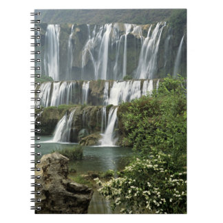 Asia, China, Yunnan Province, Qujing, Luoping Notebook