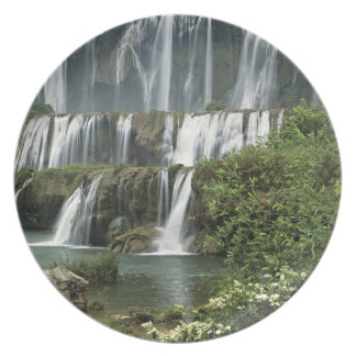 Asia, China, Yunnan Province, Qujing, Luoping Plate