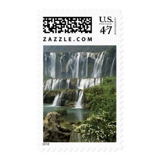 Asia, China, Yunnan Province, Qujing, Luoping Postage