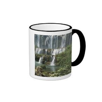 Asia, China, Yunnan Province, Qujing, Luoping Ringer Mug