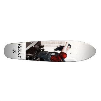 Asia D KELLY X Custom Skate Board