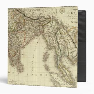 """Asia del Sur Carpeta 1 1/2"""""""