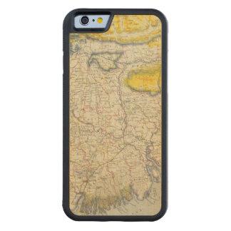 Asia del Sur, la India, Bangladesh Funda De iPhone 6 Bumper Arce