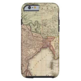 Asia, hojas de S Funda Para iPhone 6 Tough