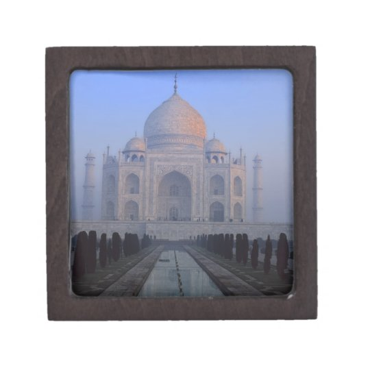Asia; India; Agra. Taj Mahal. Gift Box