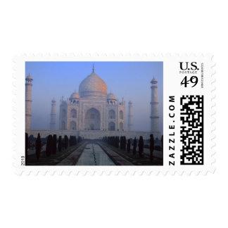 Asia; India; Agra. Taj Mahal. Postage