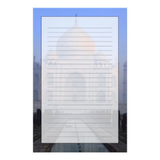 Asia; India; Agra. Taj Mahal. Stationery