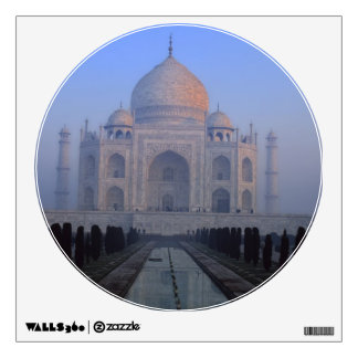 Asia; India; Agra. Taj Mahal. Wall Decal