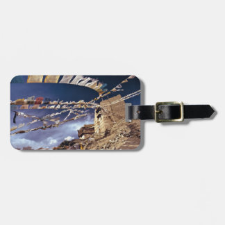 Asia, India, Ladakh, Leh. Known as Little Luggage Tag