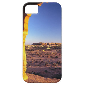 Asia, India, Rajasthan, Jaisalmer. The view from iPhone 5 Case